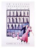 38th Cannes International Film Festival Giclee Print