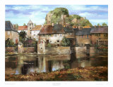La Seyne-Sur-Mer  Grande Prints by Roger Duvall