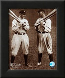 Ty Cobb and Shoeless Joe Jackson - ©Photofile Pôsters