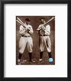 Ty Cobb and Shoeless Joe Jackson - ©Photofile Posters