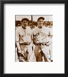 Babe Ruth and Lou Gehrig Prints