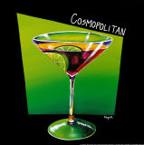 Cosmopolitan Posters by Mary Naylor