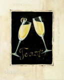 Cheers II Poster by Pamela Gladding