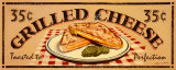 Grilled Cheese Art by Catherine Jones