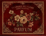Parfum Print by Kimberly Poloson