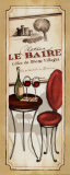 Vin Rouge Print by Andrea Laliberte