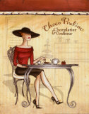 Femme Elegante I Prints by Andrea Laliberte