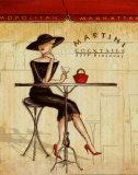 Femme Elegante III Prints by Andrea Laliberte