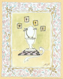 Toilette II Print by Leal Steve