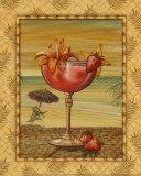 Island Nectar I Prints by Charlene Audrey