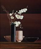 Ikebana I Posters by Yuki Ross