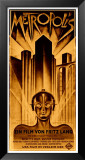 Metropolis Posters by Schulz-Neudamm 