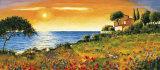 Sunlight Coast Prints by Richard Leblanc