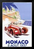 Monaco 1937 Poster