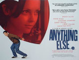Anything Else (U.K. Quad) Affiches