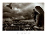 The Storm Watcher Prints by Mikel Covey