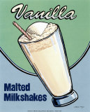 Vanilla Malted Prints by Louise Max