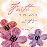 Faith Prints by Paula Scaletta