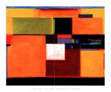 Bienvenido al color Pósters por Gary Max Collins