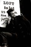 James Dean (Coat) Movie Poster Print Plakát