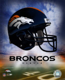 Denver Broncos Helmet Logo ©Photofile Photo