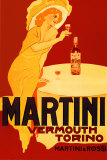 Martini and Rossi, Torino Posters