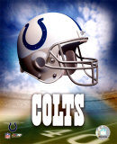 Indianapolis Colts Helmet Logo Photographie