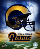 St. Louis Rams Helmet Logo ©Photofile Photo