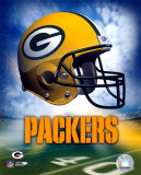 Green Bay Packers Helmet Logo &#169;Photofile Photo
