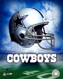 Dallas Cowboys Helmet Logo ©Photofile Photo