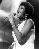 Aretha Franklin Photographie