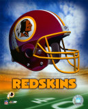 Washington Redskins Helmet Logo &#169;Photofile Photo