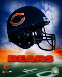 Chicago Bears Helmet Logo ©Photofile Photo