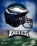 Philadelphia Eagles Helmet Logo ©Photofile Photo