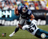 Jeremy Shockey - '04/'05 breaking tackle vs. Eagles ©Photofile Photo