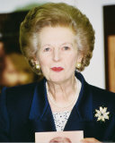 Margaret Thatcher Photo