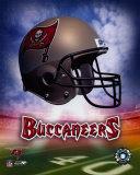 Tampa Bay Buccaneers Helmet Logo Photo