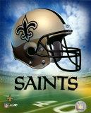 New Orleans Saints Helmet Logo Photo