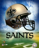 New Orleans Saints Helmet Logo Photo