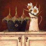 Début de printemps Poster par Jo Moulton