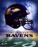 Ravens Helmet Logo ('04) ©Photofile Photo