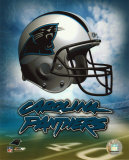 Carolina Panthers Helmet Logo ©Photofile Photo