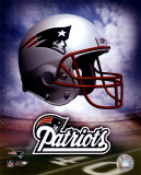 New England Patriots Helmet Logo Photo