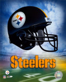 Pittsburgh Steelers Helmet Logo ©Photofile Photo