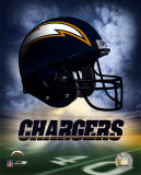 Chargers Helmet Logo ('04) ©Photofile Photo