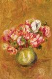 Large Anemones Posters by Pierre-Auguste Renoir