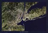 Satellite - New York Prints