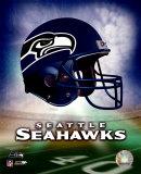 Seattle Seahawks Helmet Logo Photo