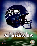 Seattle Seahawks Helmet Logo &#169;Photofile Photo