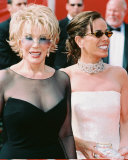 Joan Rivers And Melissa Rivers Photo